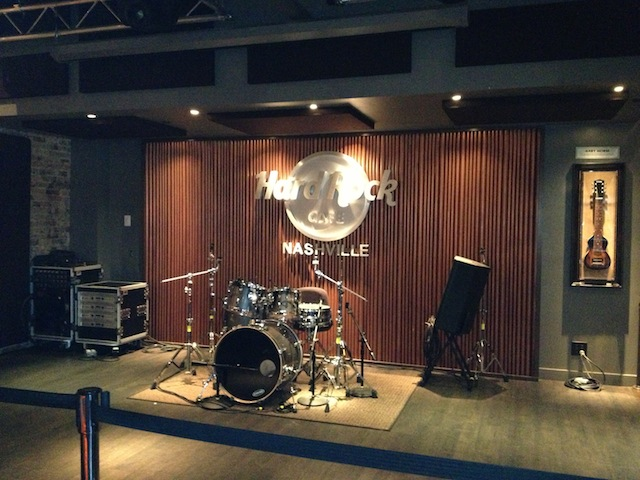 hard rock cafe nashville, nashvlle wedding venues, downtown wedding venues nashville, private event space nashville