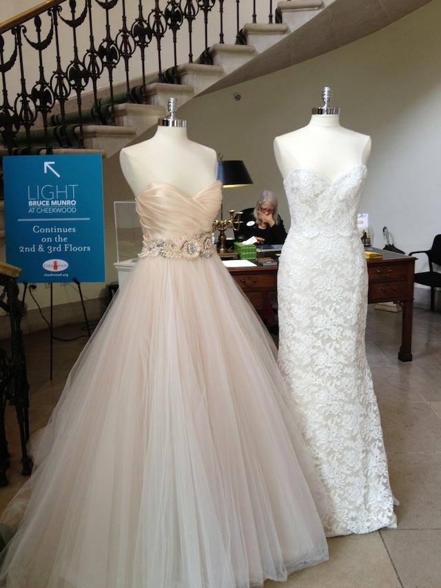 bridal show gowns nashville arzelles