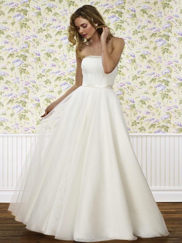 steven Birnbaum modern cosmopolitan wedding dress nashville genus bridal