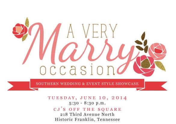 planning a wedding in nashville, franklin tn bridal showcase, cjs off the square