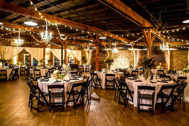 industrial wedding venue nashville, houston station