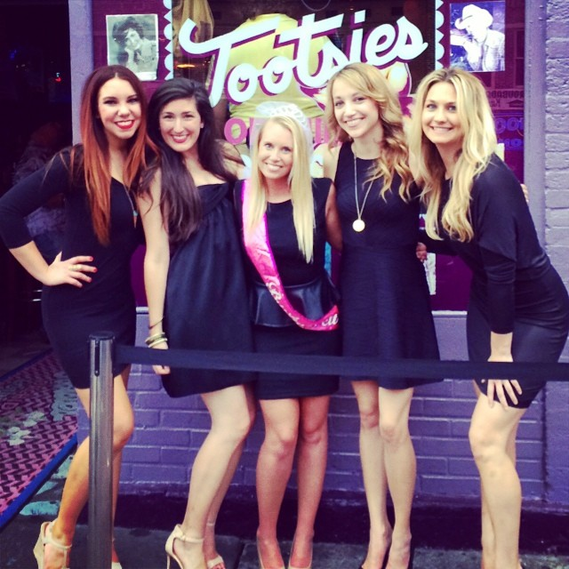 bachelorette party planners nashville tennessee