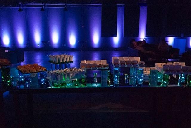 cmt awards celebrities nashville party caterer luxury innovative wedding food