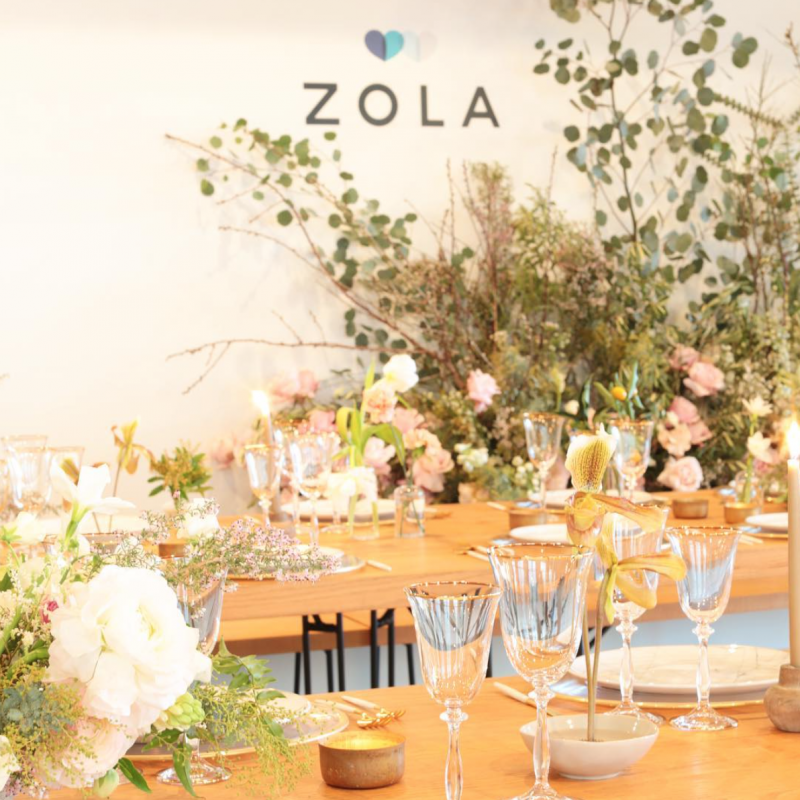 How To Curate The Best Wedding Registry Featuring Zola.com