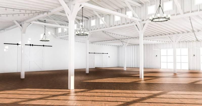 14TENN Nashville Wedding Venue rendering