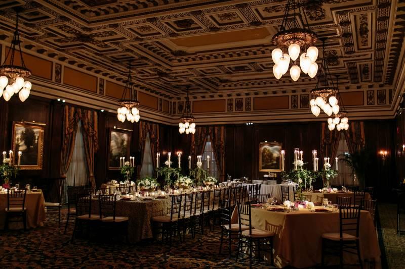 Hermitage Hotel Rehearsal Dinner