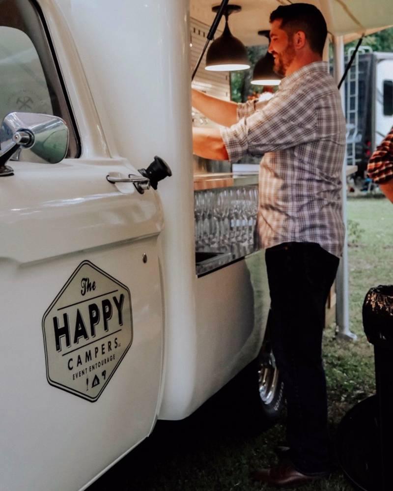Happy Campers Nashville Bubble Bar