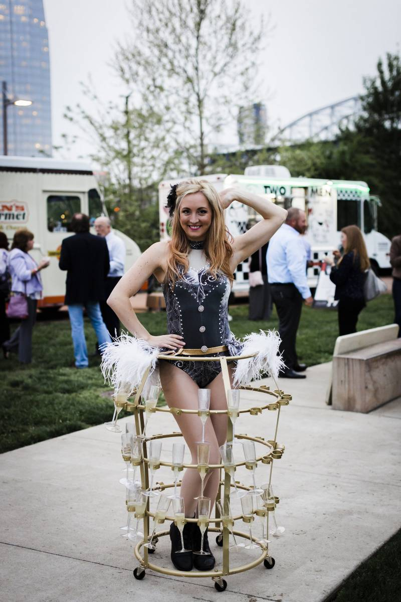Entertain! Second Annual Vendor Appreciation Party featured on Nashville Bride Guide
