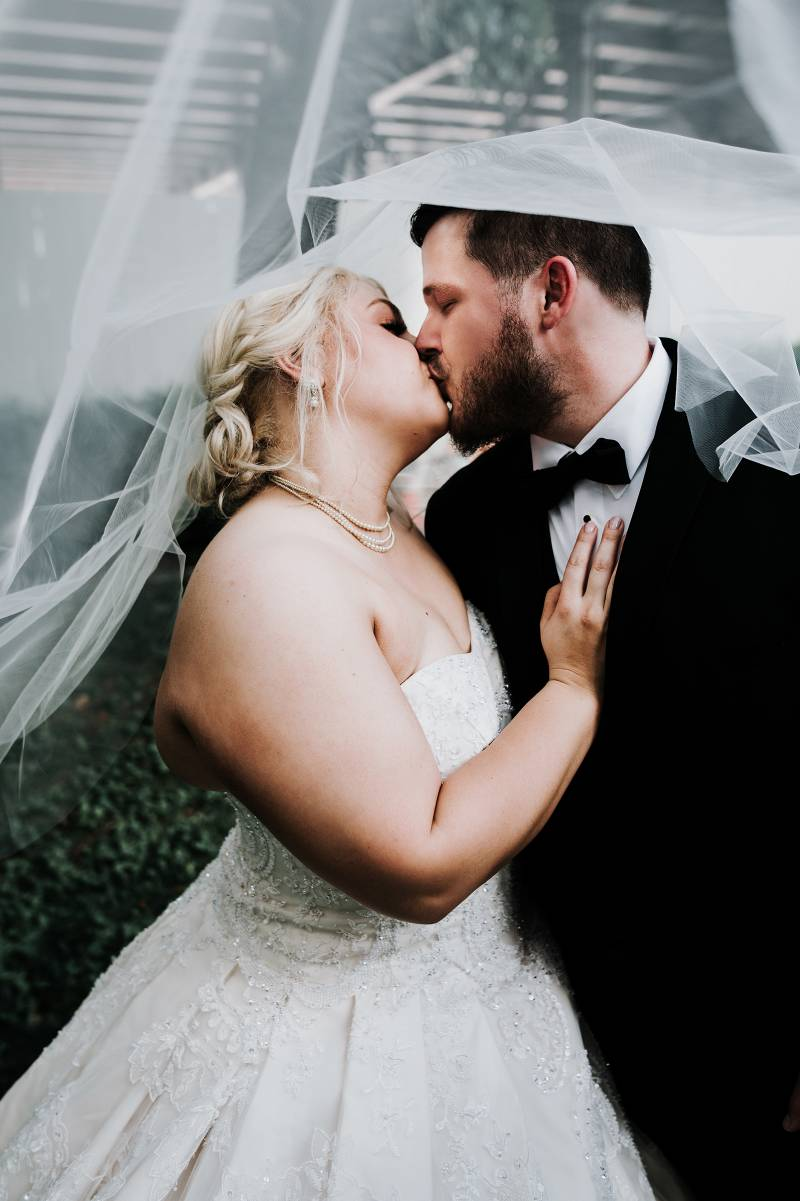 Elegant Union Station Hotel Wedding
