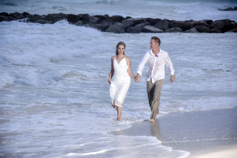Sandals Barbados wedding featured on Nashville Bride Guide!