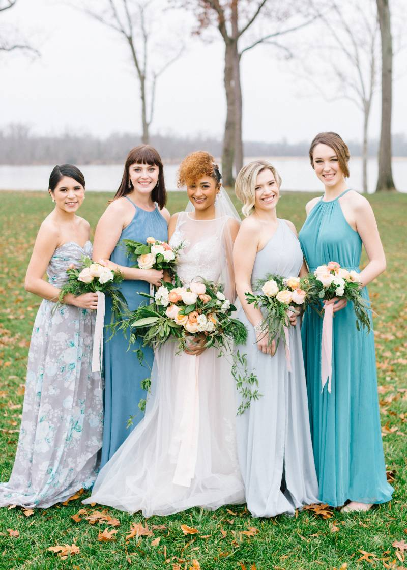 Getting Ready Styled Inspiration featured on Nashville Bride Guide!