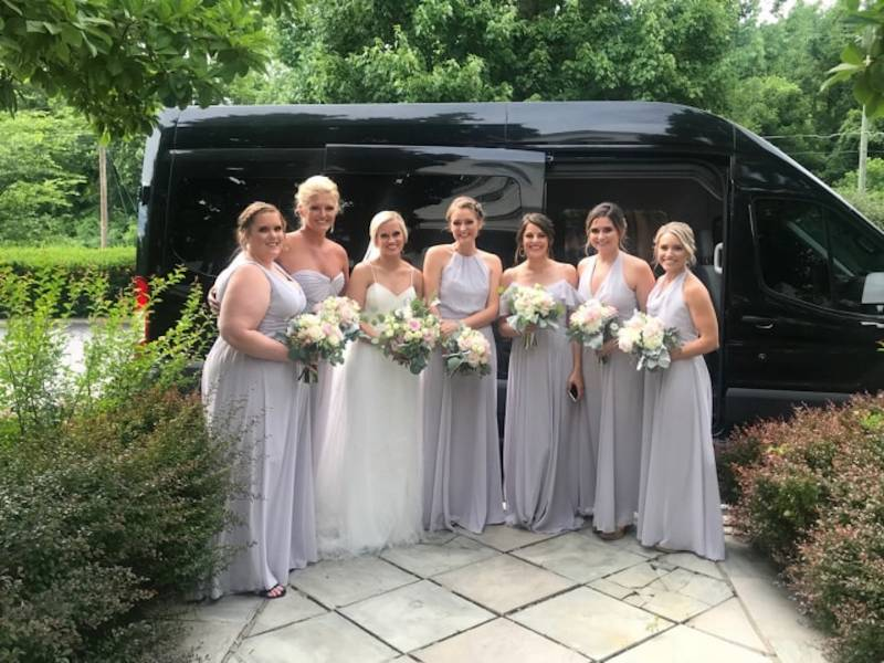 Meet Metro Livery: Providing Exceptional Car Service for Your Nashville Wedding featured on Nashville Bride Guide
