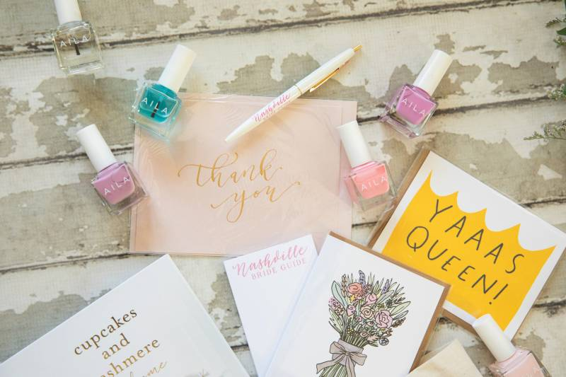 Nashville Bride Guide 3 Year Anniversary Giveaway