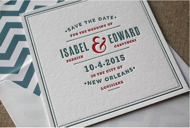 Pros and Cons of Print vs. Digital Wedding Invitations featured on Nashville Bride Guide