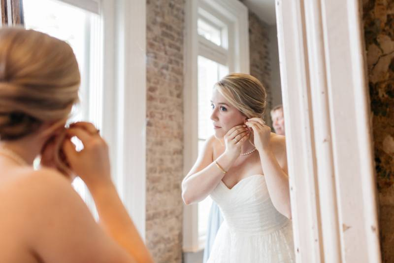 Meet Nashville wedding photographer, Meredith Teasley Photography