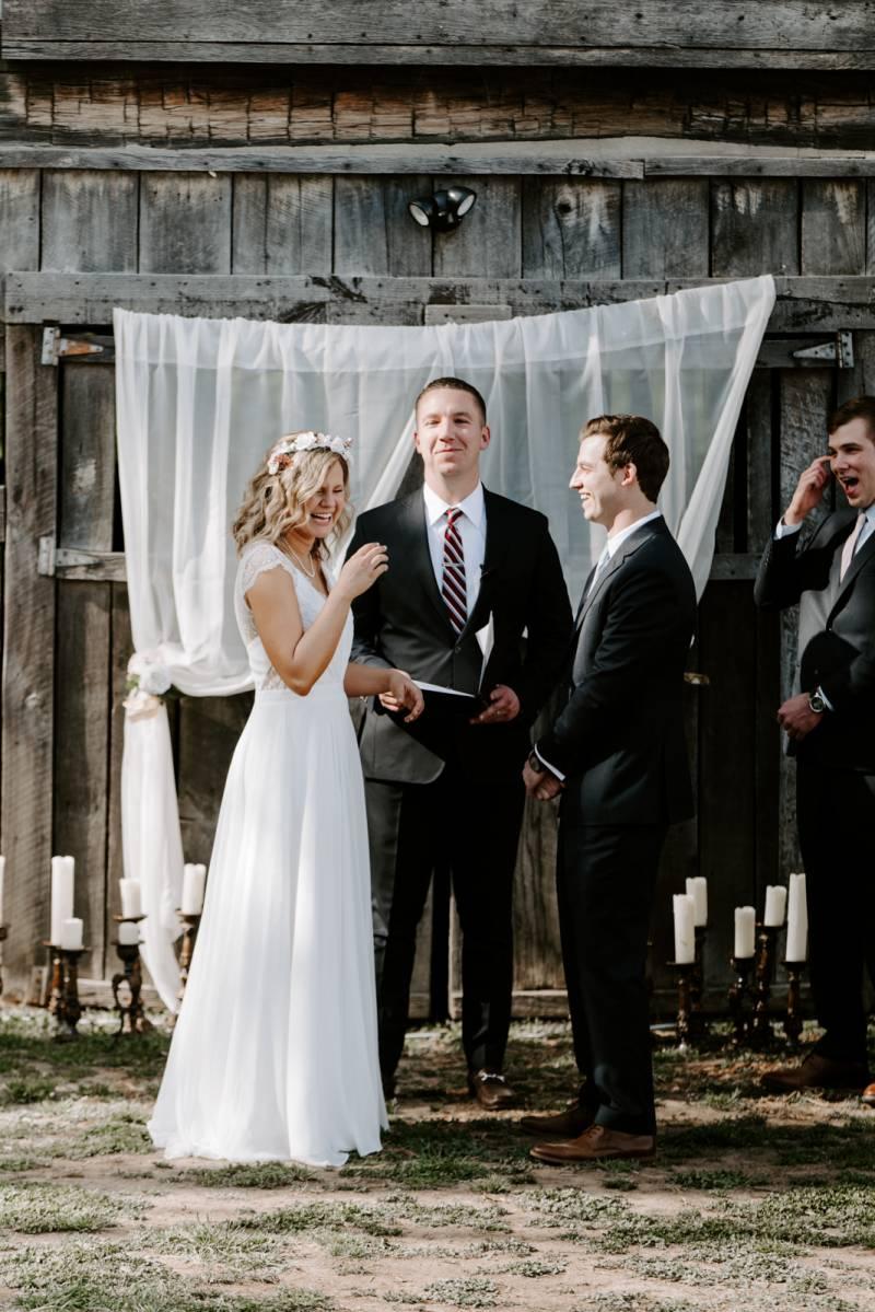 Cool Springs House Wedding