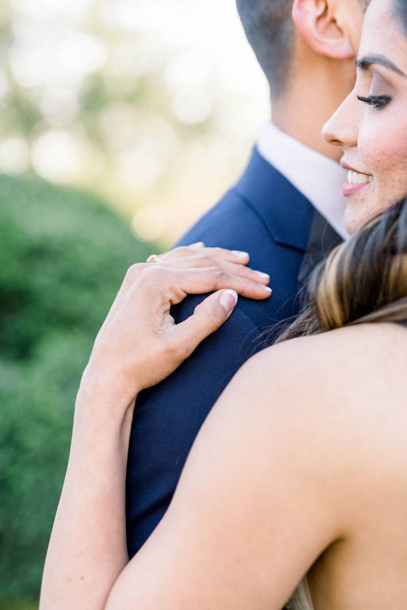 Wedding portrait: Elegant southern mansion wedding inspiration featured on Nashville Bride Guide