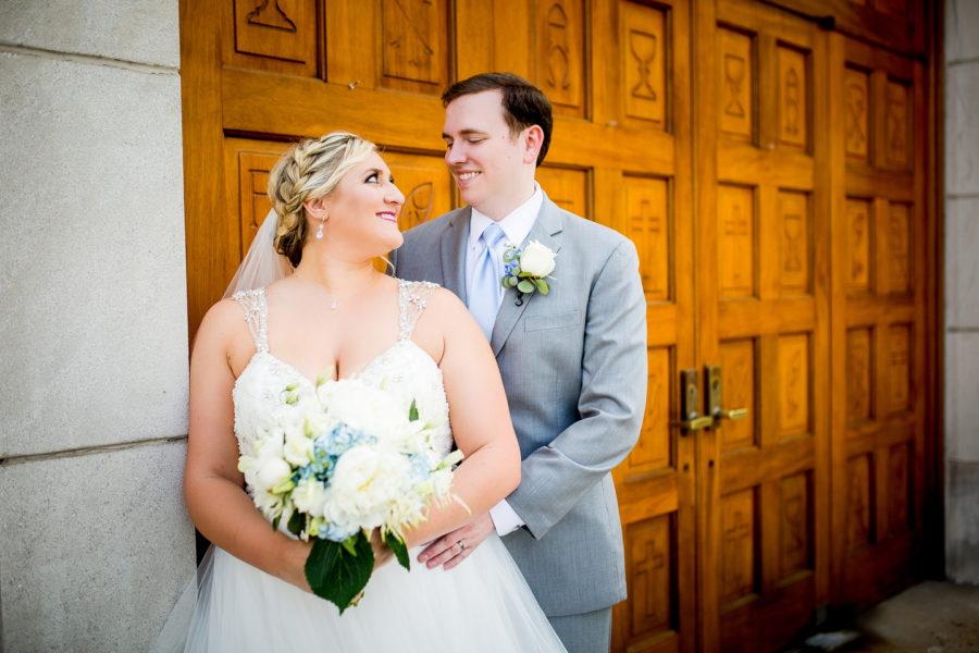 Charming & Fun Hutton Hotel Nashville Wedding