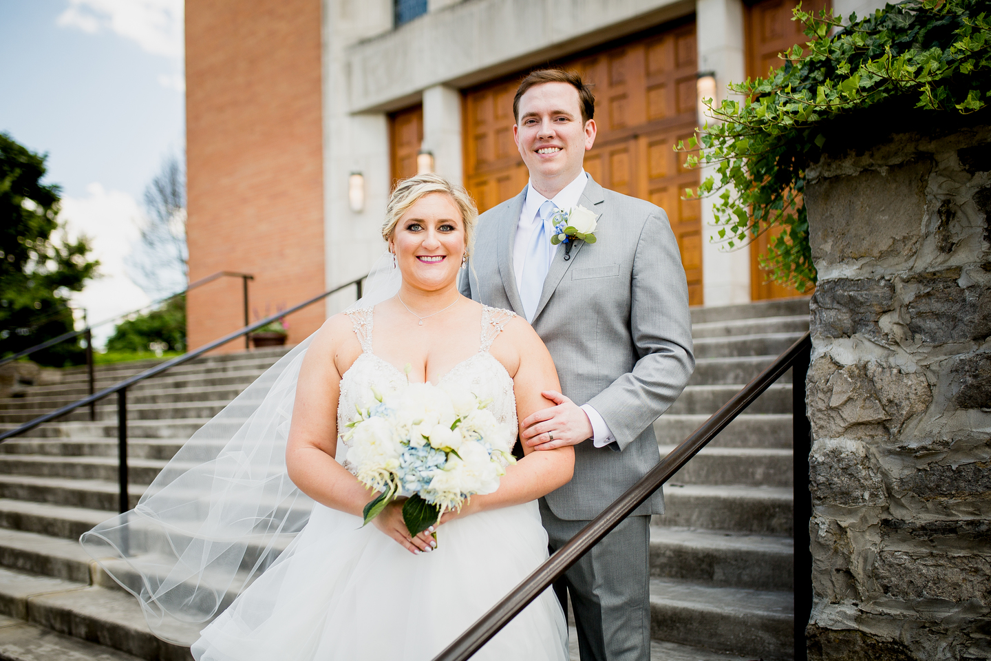 Charming & Fun Hutton Hotel Nashville Wedding