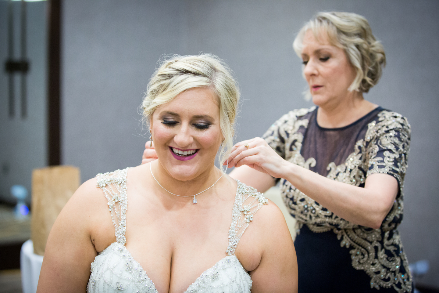 Bridal makeup: Charming & Fun Hutton Hotel Nashville Wedding