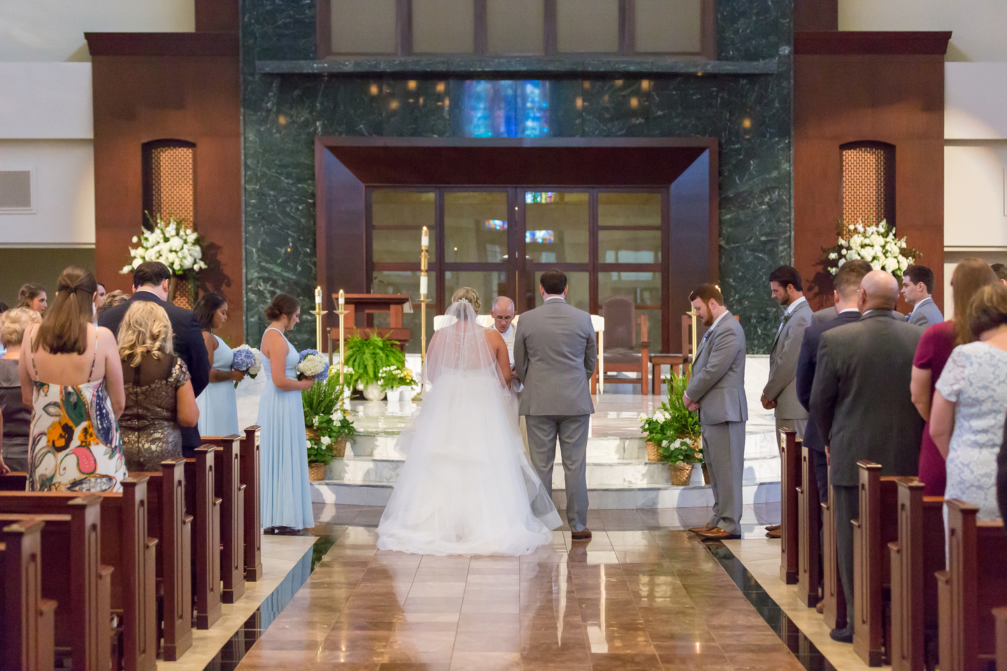 Wedding ceremony ideas: Charming & Fun Hutton Hotel Nashville Wedding