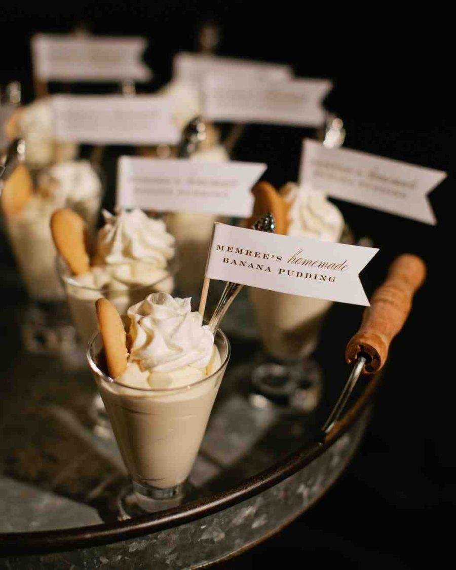 Wedding Food Trends in 2020 from Chef's Market featured on Nashville Bride Guide