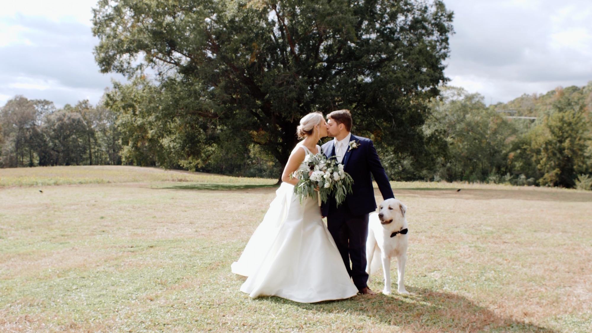 Nashville Wedding Videography