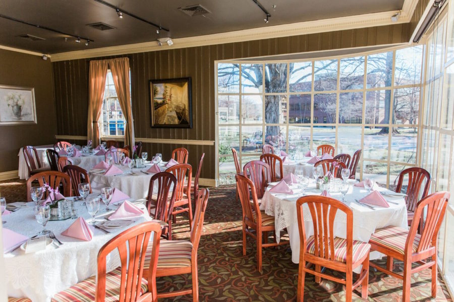 Mere Bulles Nashville Wedding Rehearsal Dinner Venue