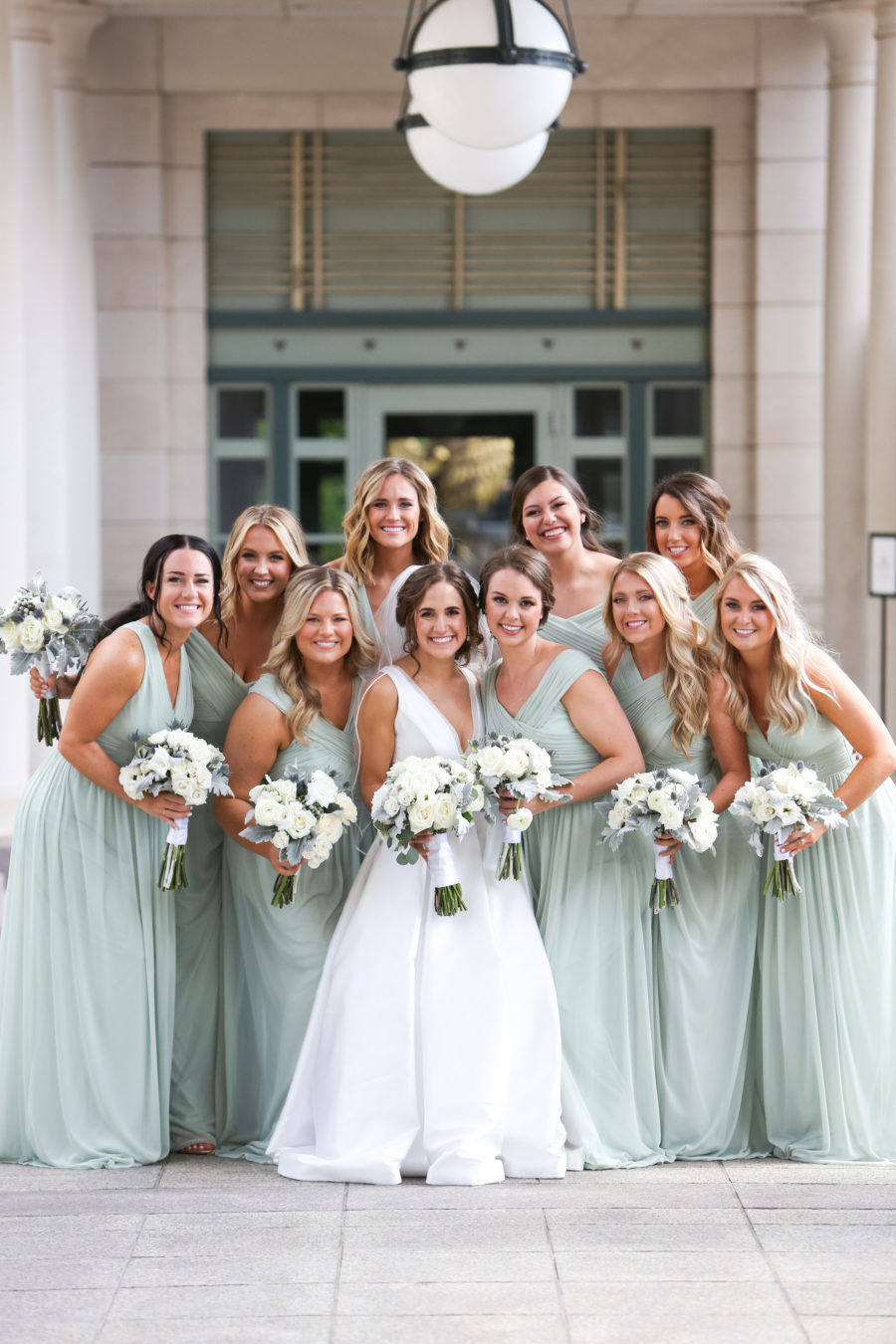 Benefits of working with Bella Bridesmaids featured on Nashville Bride Guide