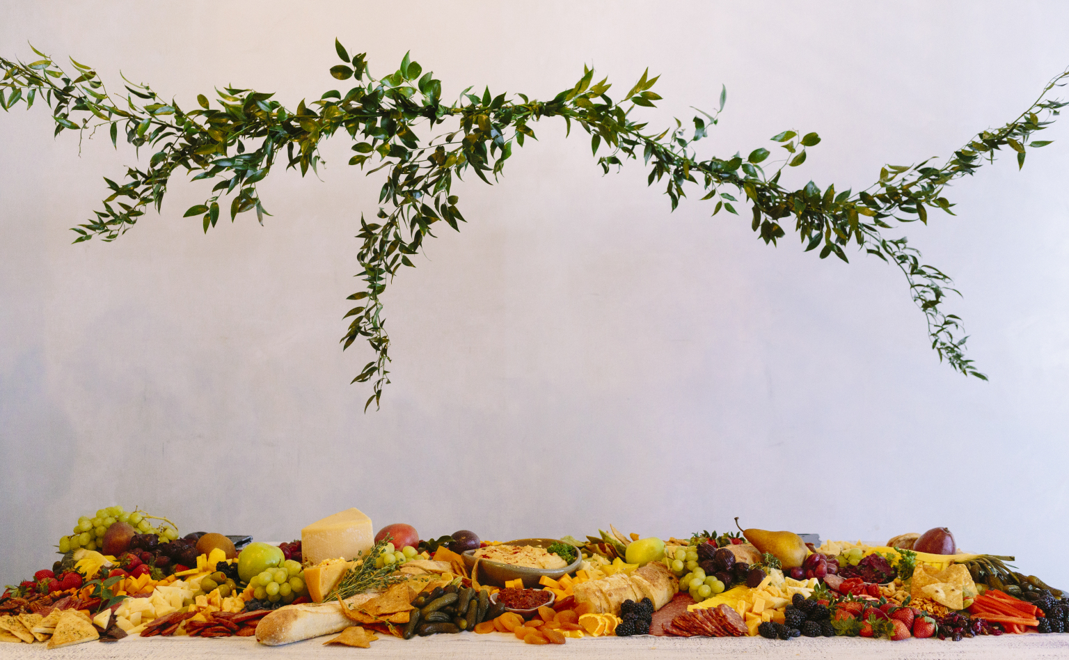 Chef's Market Grazing Table Wedding Food Trend featured on Nashville Bride Guide