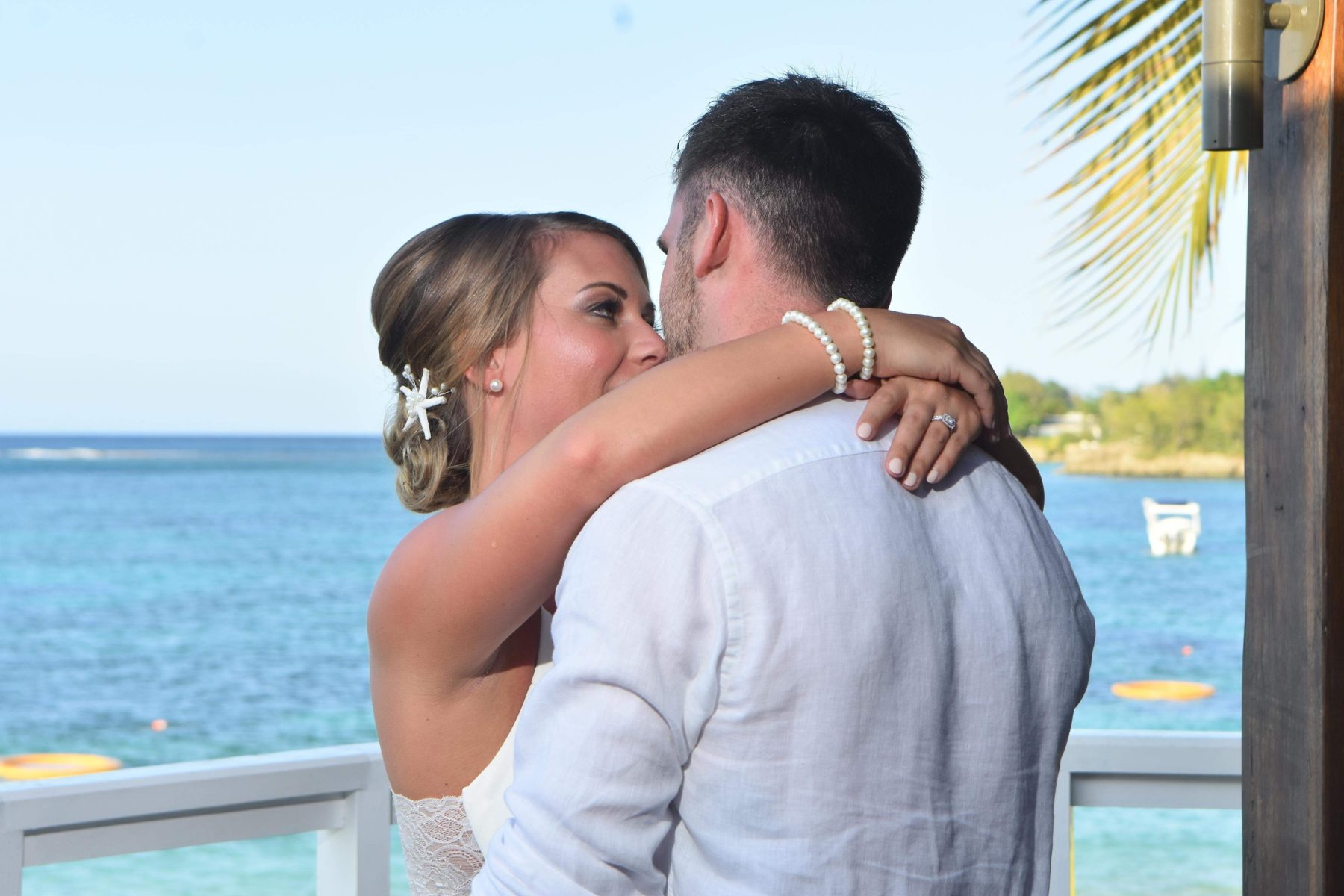 Sandals & Beaches resort wedding