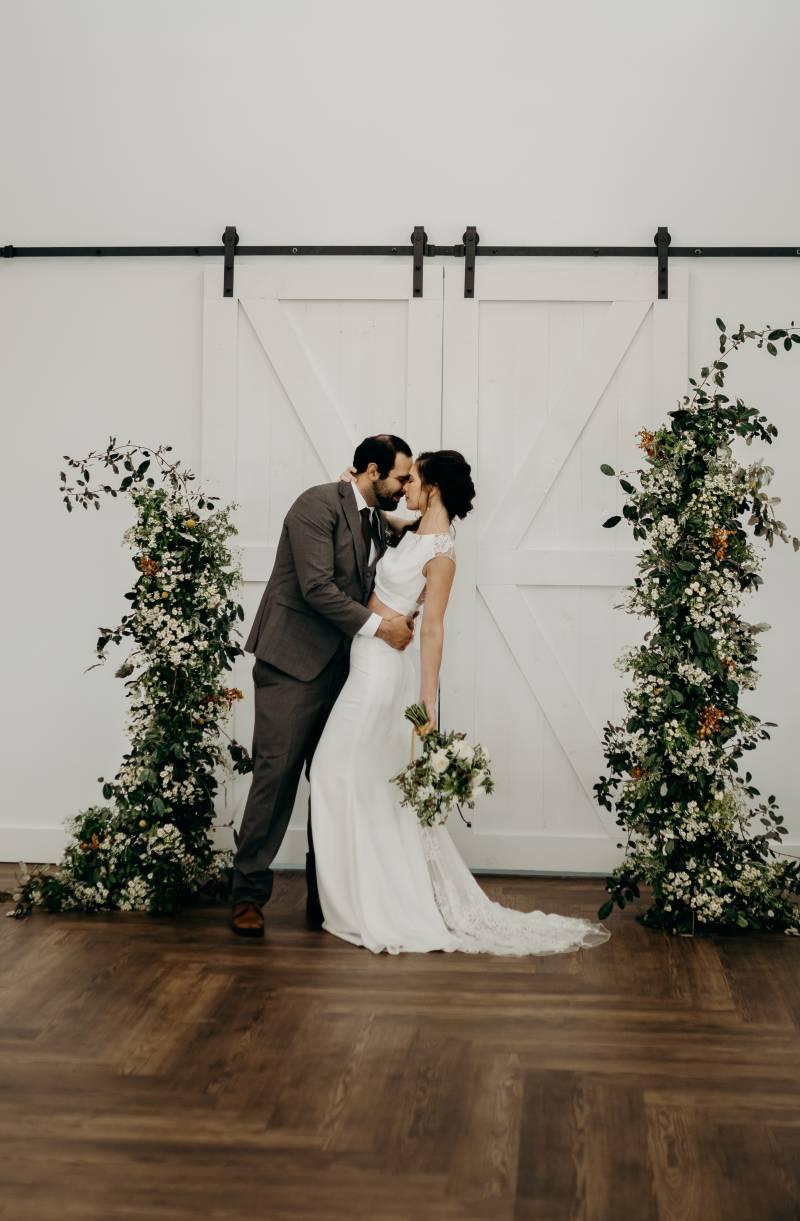 Creative wedding ceremony ideas: Bridal shoes: Nashville Tennessee Styled Shoots Across America Wedding Inspiration
