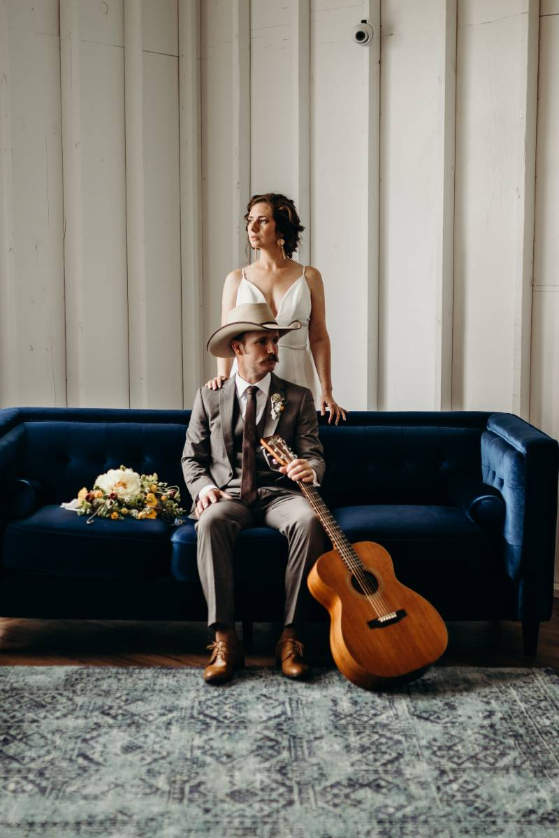 Nashville music wedding: Bridal shoes: Nashville Tennessee Styled Shoots Across America Wedding Inspiration