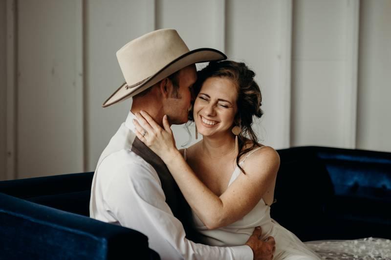 Riley Gardner wedding photo: Bridal shoes: Nashville Tennessee Styled Shoots Across America Wedding Inspiration