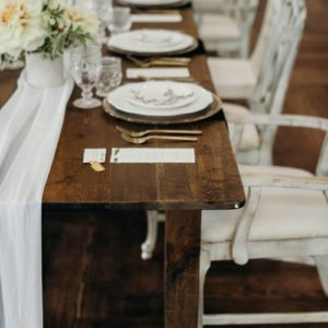 Rustic wedding table decor: Bridal shoes: Nashville Tennessee Styled Shoots Across America Wedding Inspiration