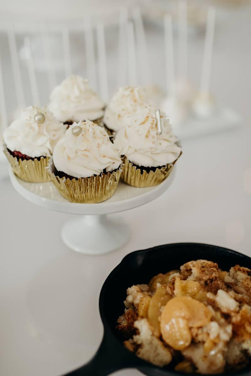 Wedding cupcake inspiration: Bridal shoes: Nashville Tennessee Styled Shoots Across America Wedding Inspiration