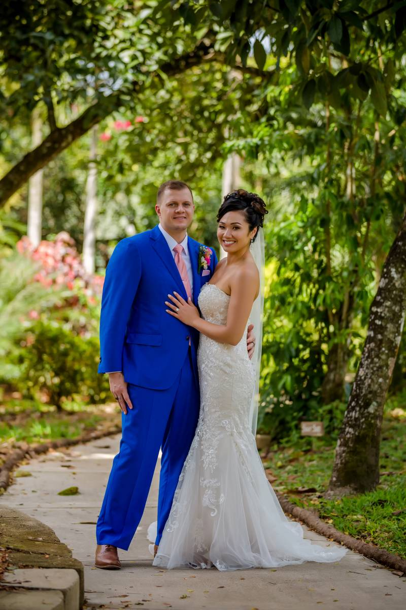 Belize wedding inspiration: Belize destination wedding featured on Nashville Bride Guide
