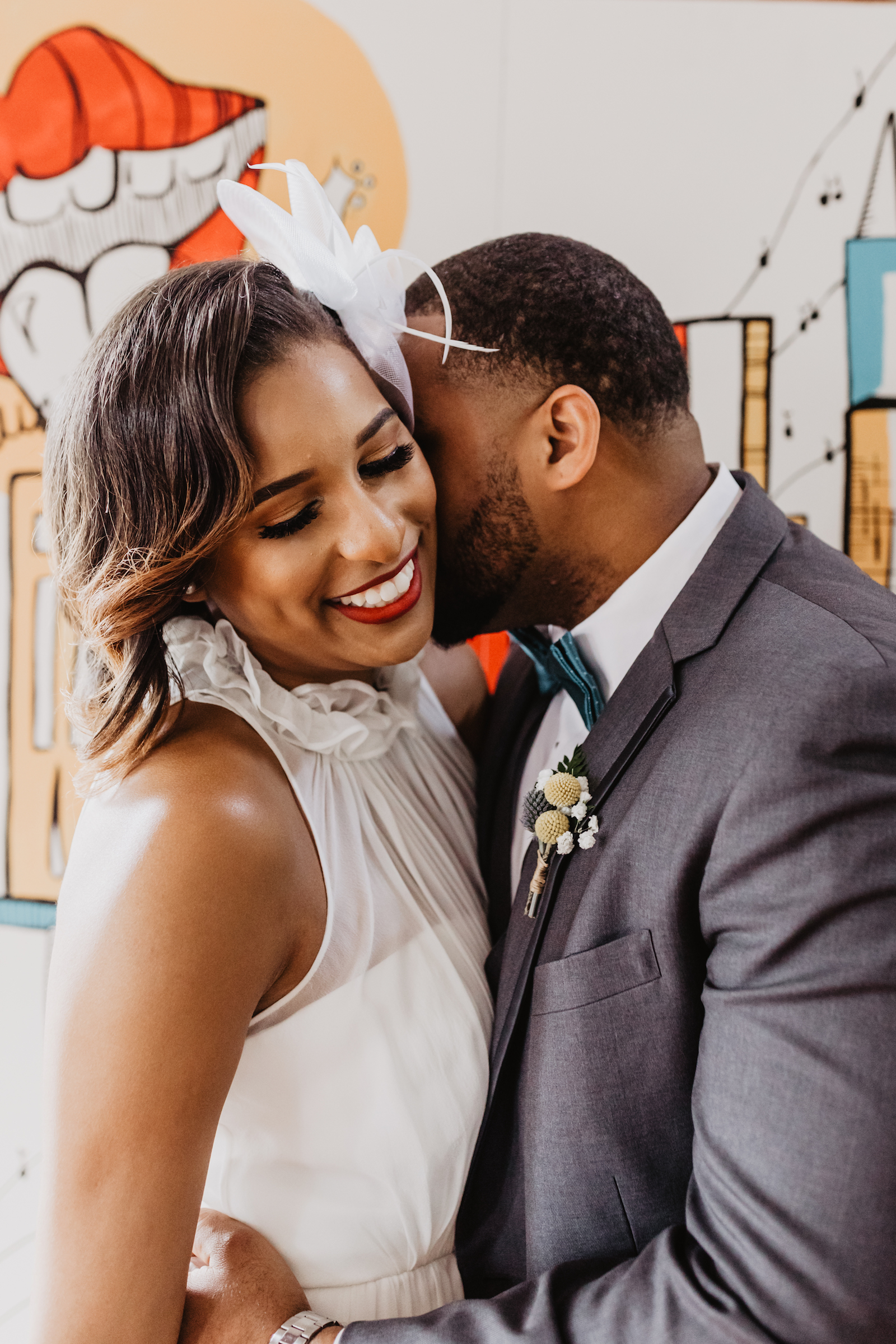 Nashville wedding photography: Music City Merger Styled Shoot featured on Nashville Bride Guide