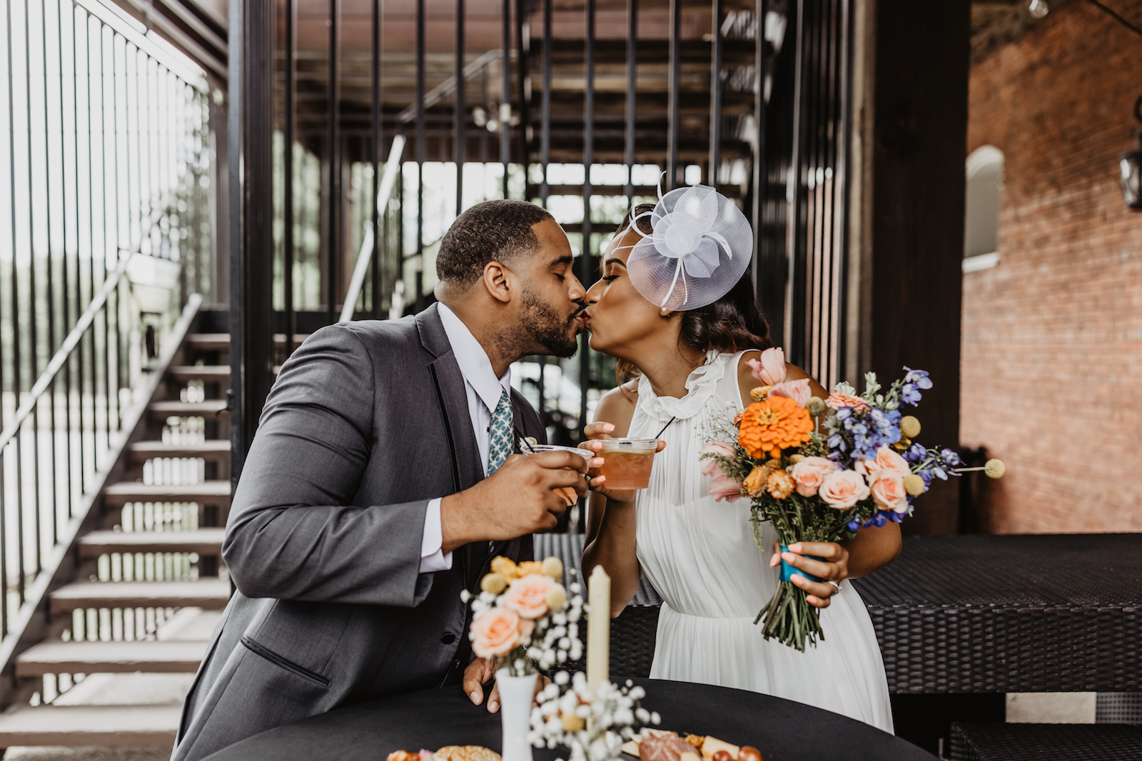 Music City Merger Styled Shoot featured on Nashville Bride Guide