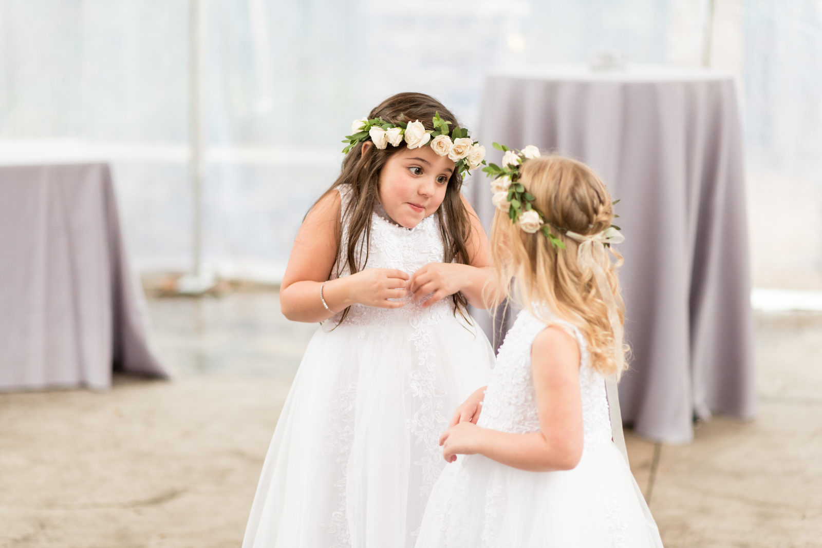 Flower Ideas for Your Flower Girls from Melissa Marie Floral Design featured on Nashville Bride Guide