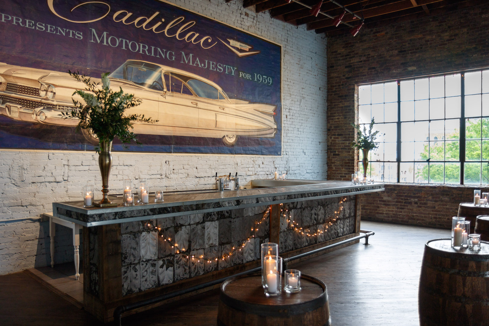 Meet Nashville wedding venue Guitar & Cadillac featured on Nashville Bride Guide