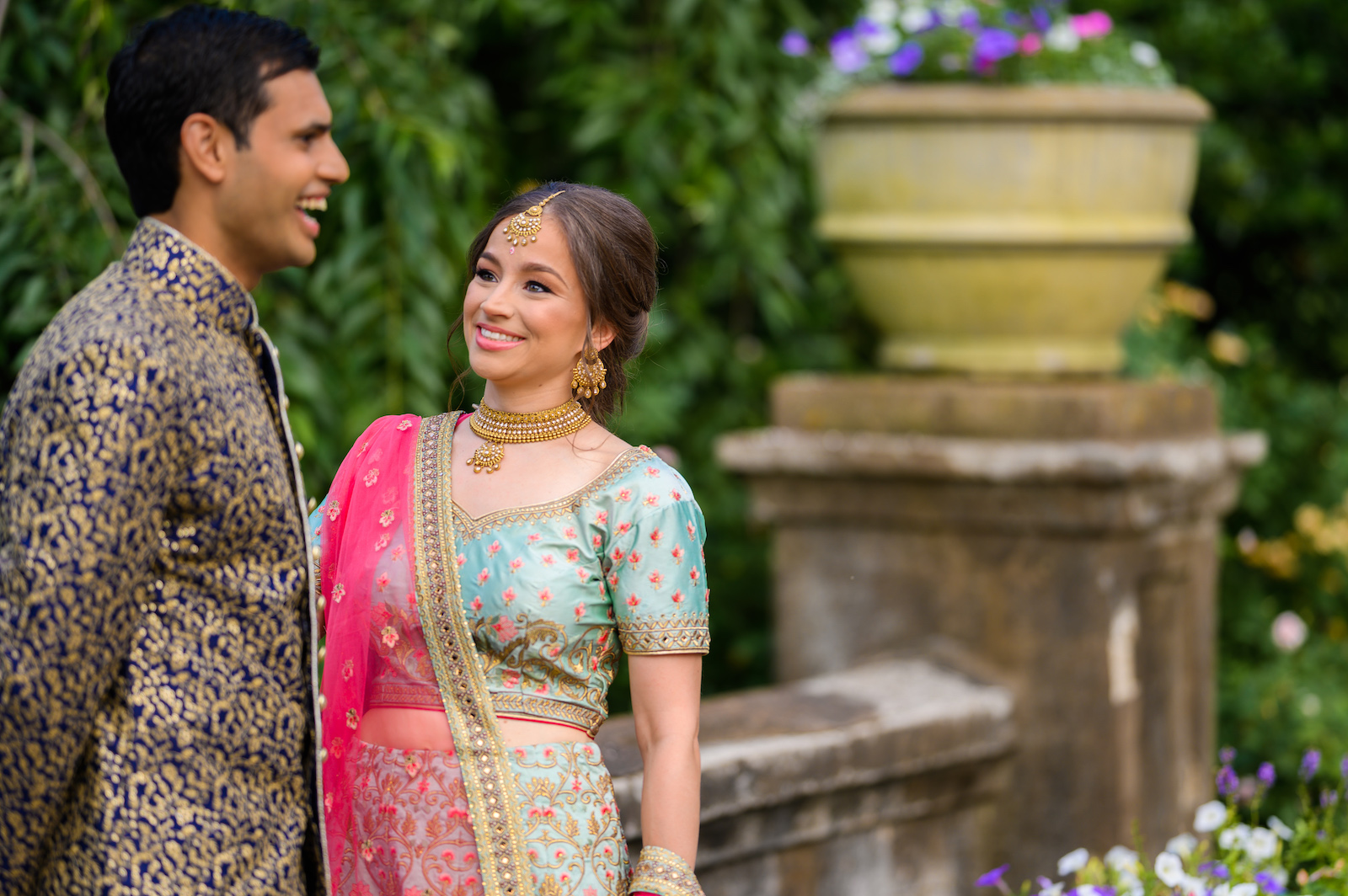 Charming Indian Wedding featured on NBG blog!