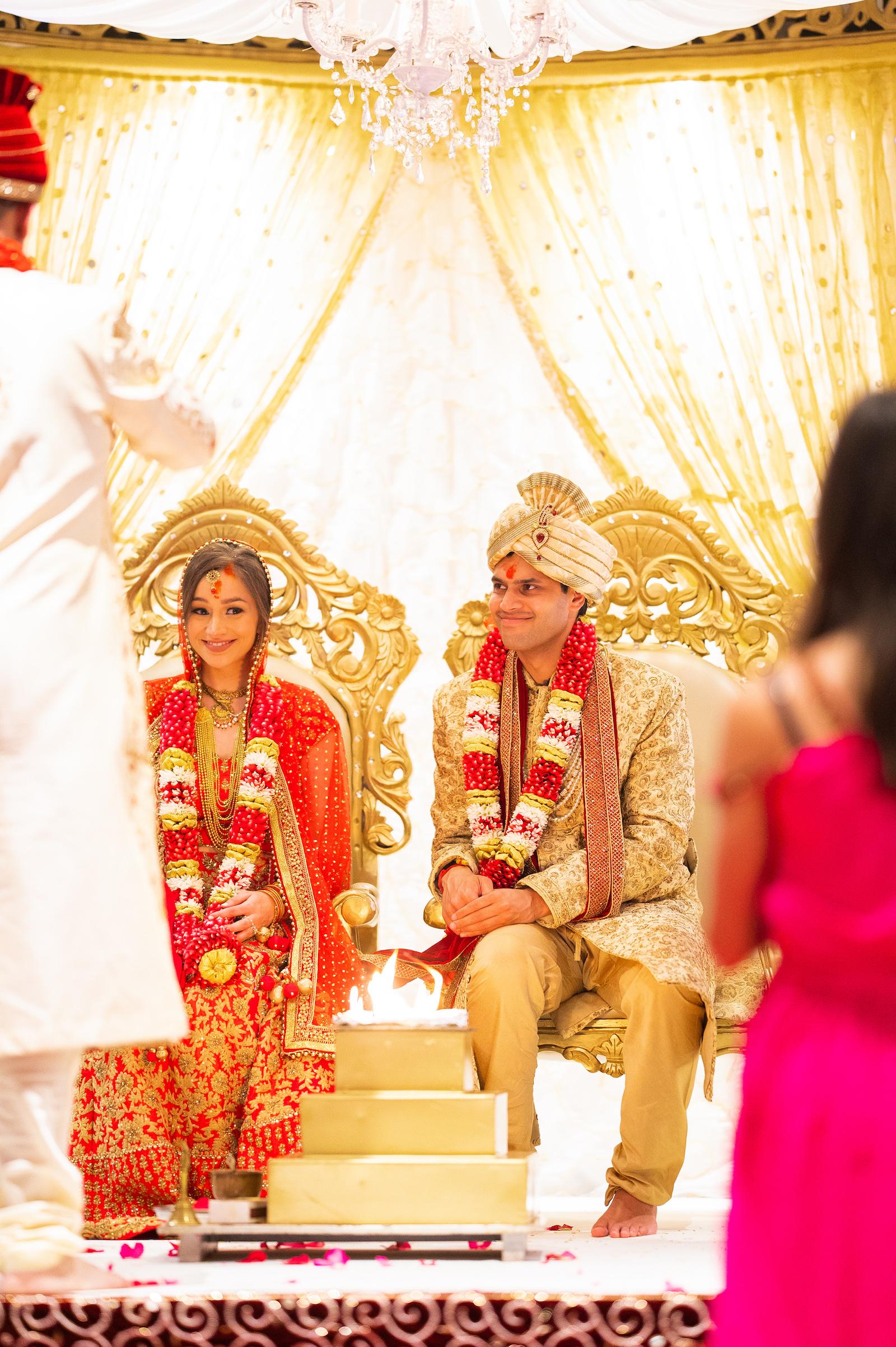 Charming Indian Wedding captured by Details Nashville, featured on Nashville Bride Guide