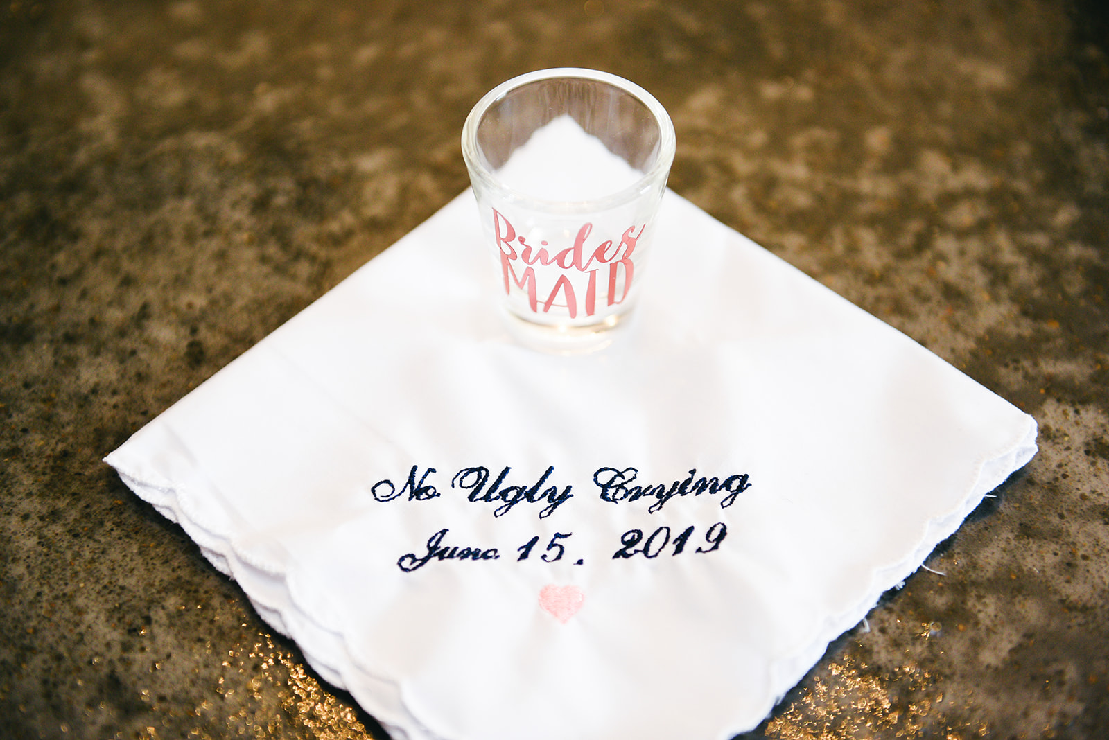 Bridal party gift: Elegant Cason Cove Wedding featured on Nashville Bride Guide