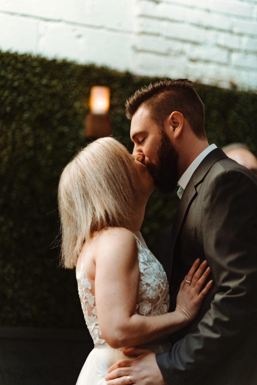 Nashville brunch elopement featured on Nashville Bride Guide