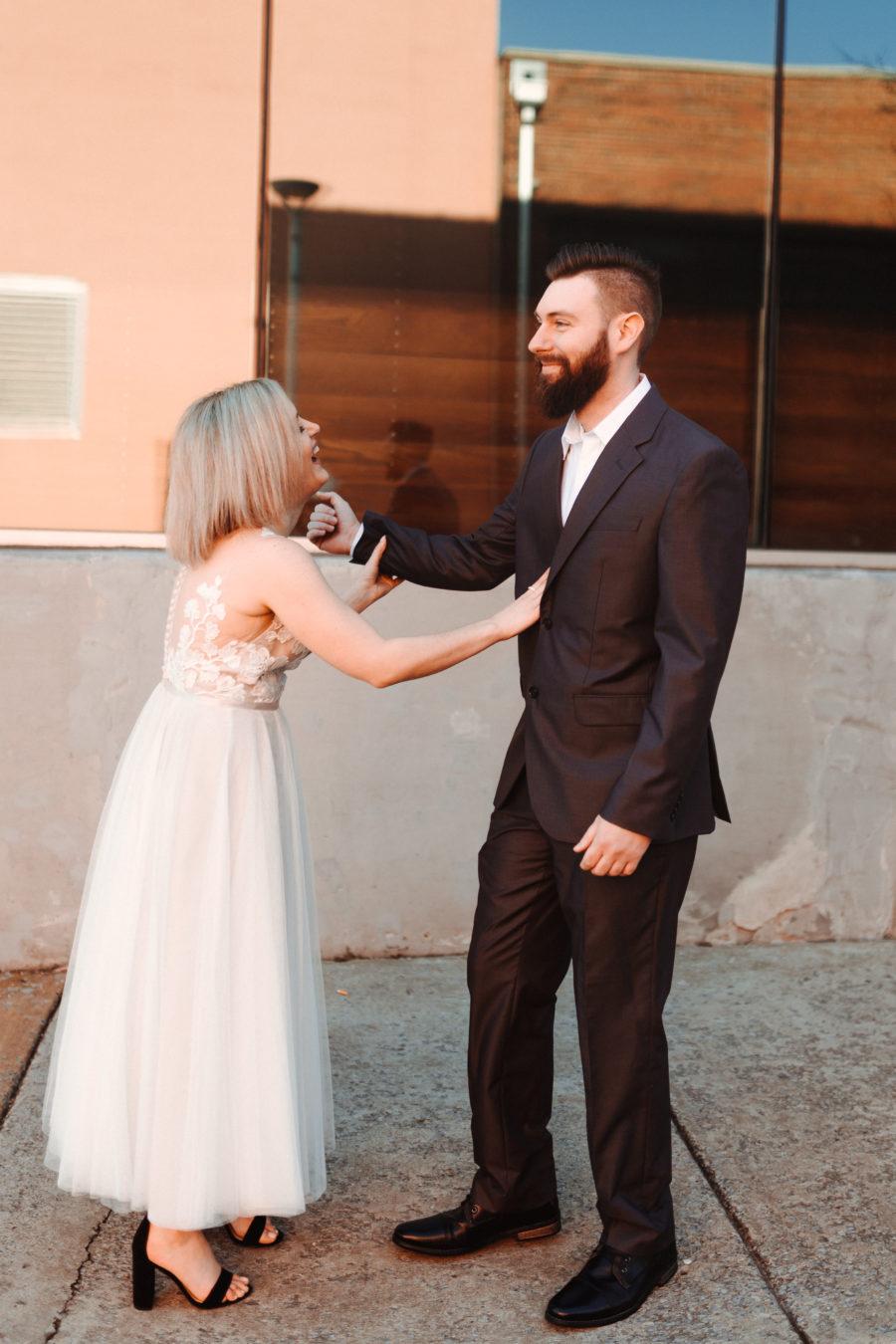 Nashville Wedding Photography: Nashville brunch elopement featured on Nashville Bride Guide