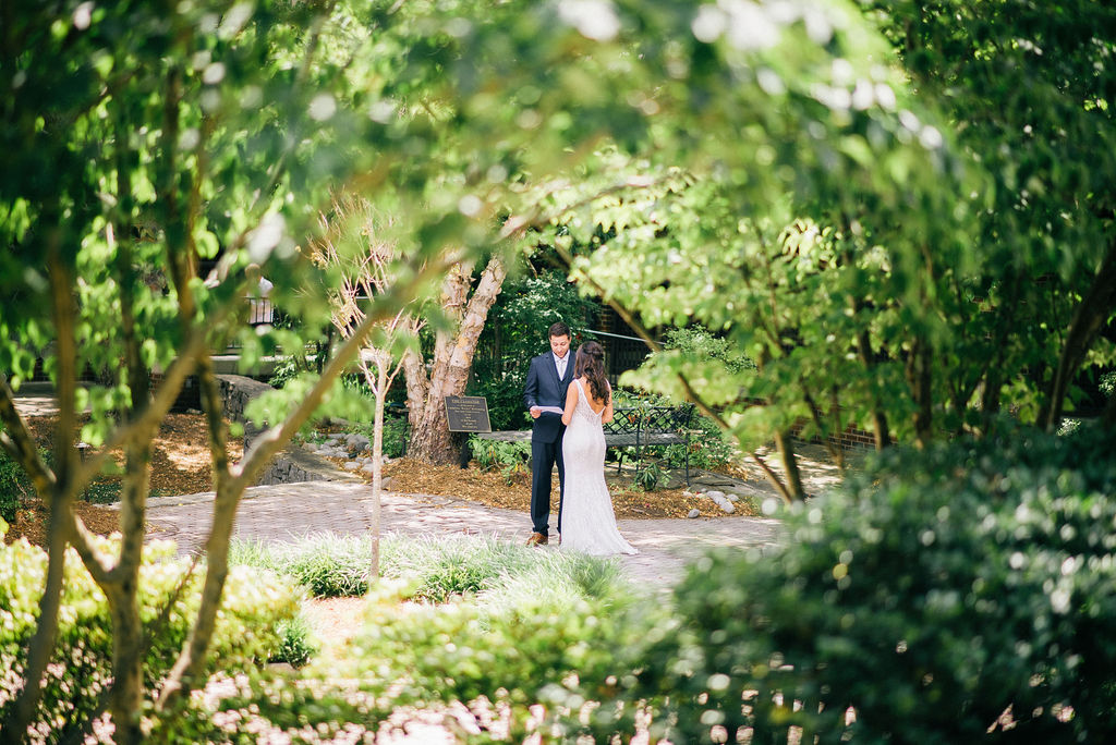 Nashville wedding photographer: Intimate Wedding Celebration by Details Nashville