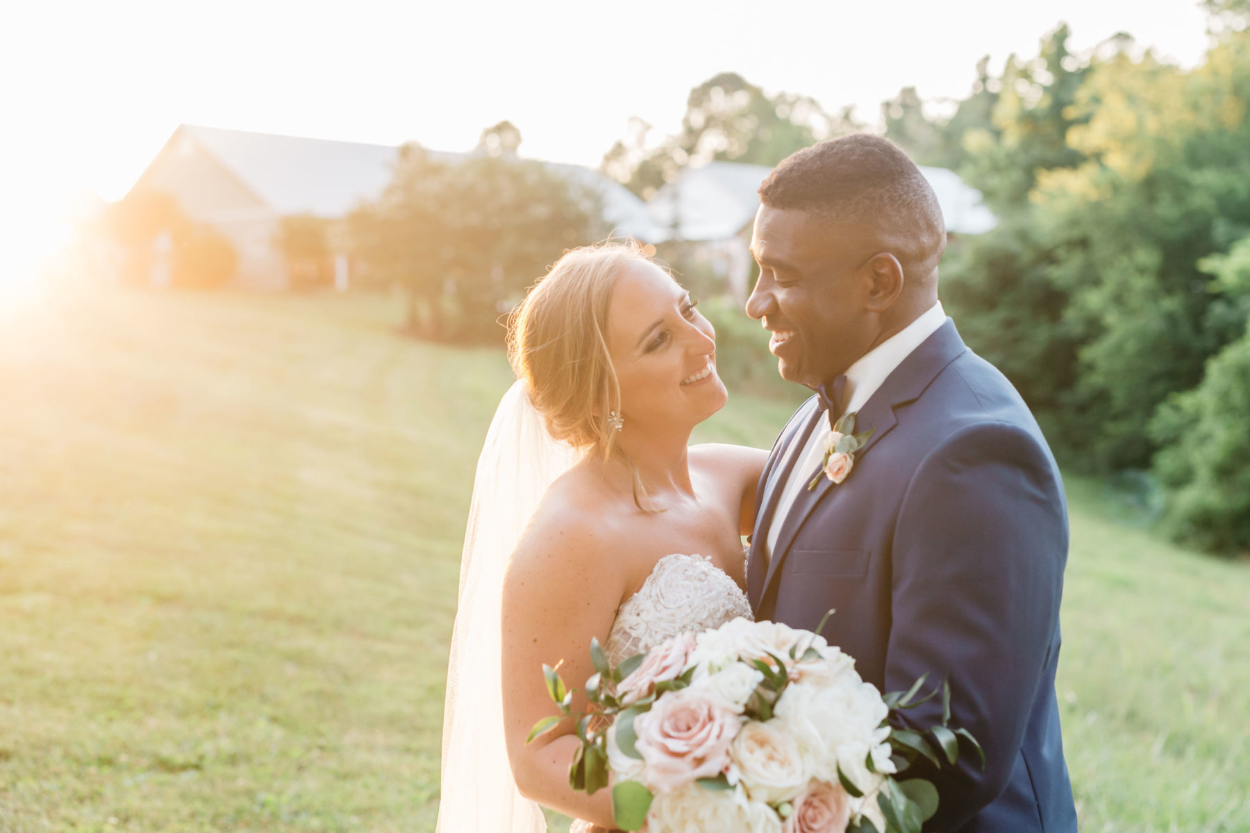 Sophisticated Chic Farm Wedding featured on Nashville Bride Guide