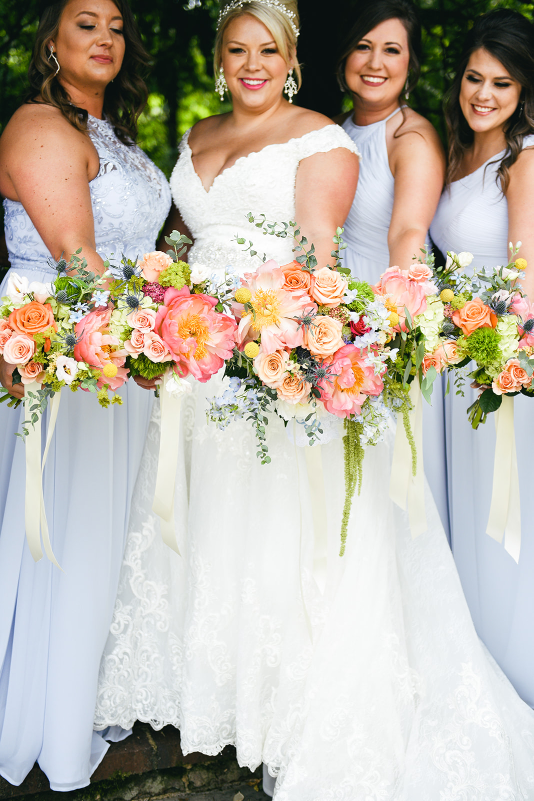 wedding bouquets: Elegant Cason Cove Wedding featured on Nashville Bride Guide