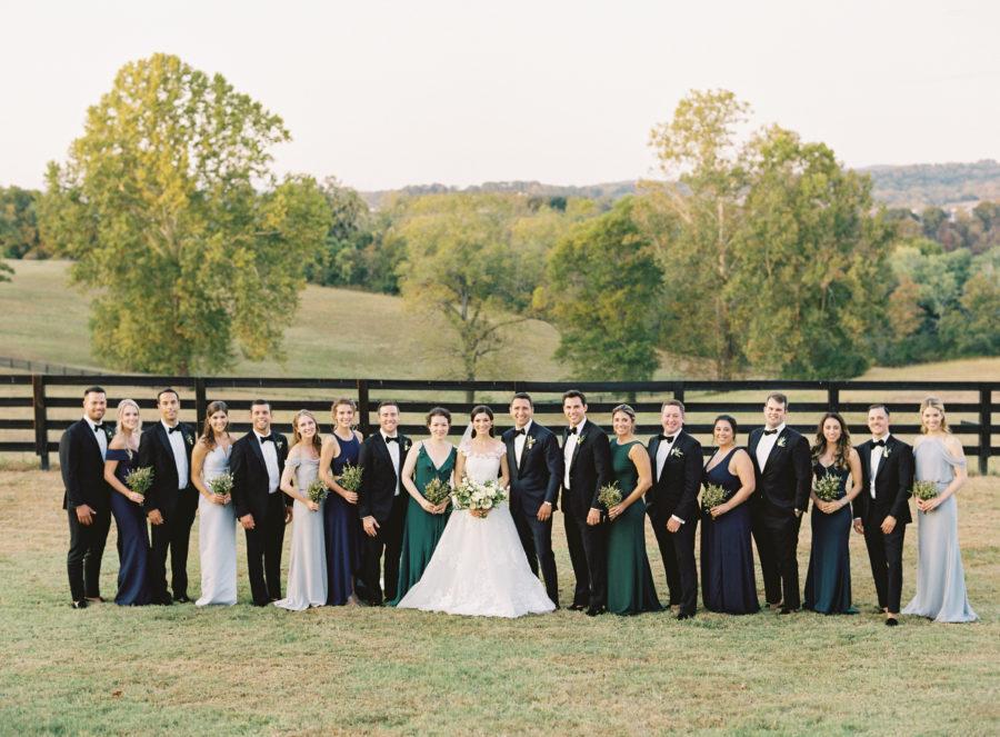 Fall wedding inspiration for Autumn Crest Farm wedding